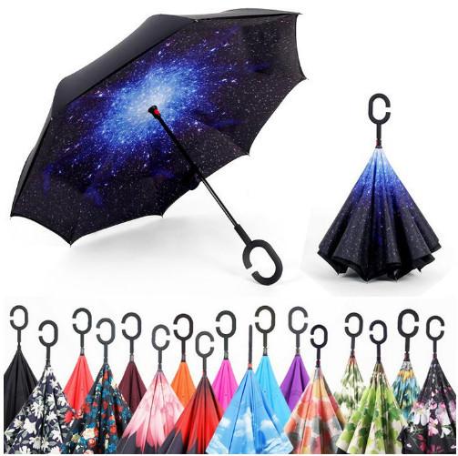 parapluie inversé ciel