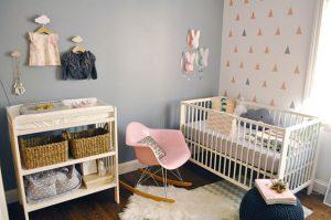 preparer chambre premier bébé