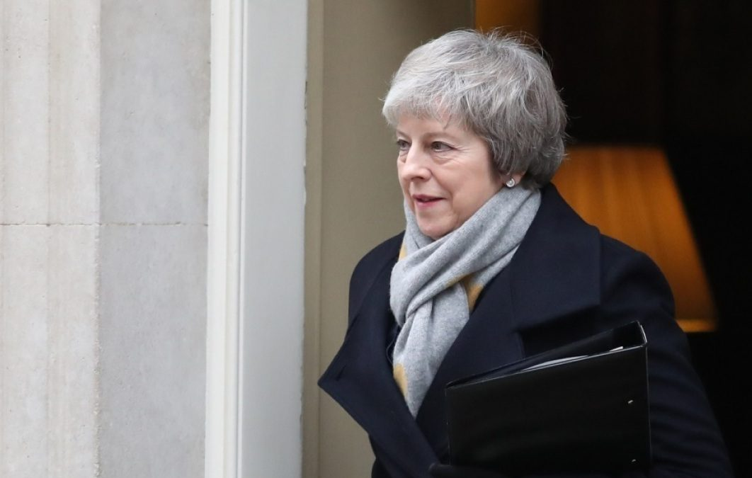 Theresa May : Une démission qui fait du bruit