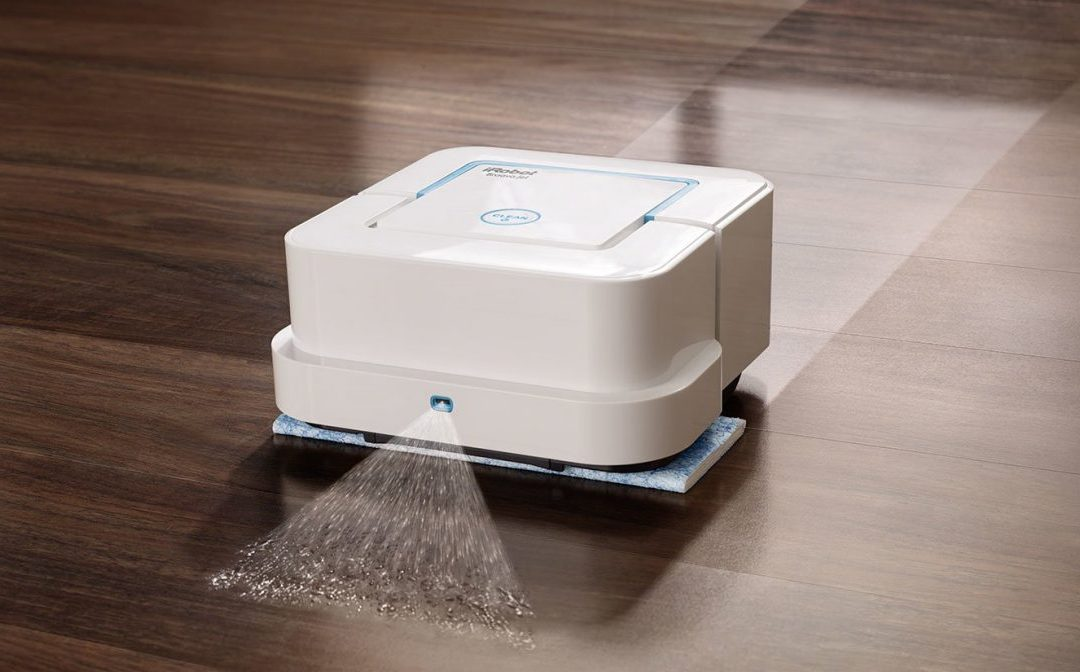 Le robot nettoyeur de sol, une invention faite pour les super actifs