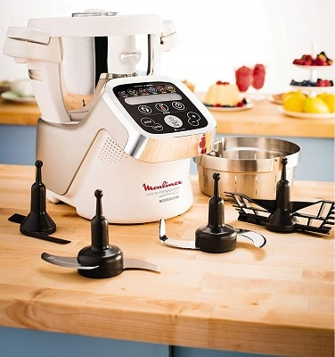 robot cuiseur Moulinex Companion HF802AA1