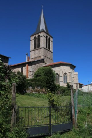 Eglise de Saint-Germain l'Herm